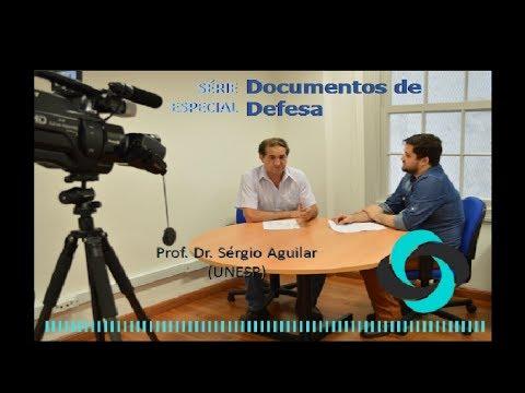 Xxx Mp4 Série Especial Documentos De Defesa Entrevista Prof Sérgio Luiz Cruz Aguilar UNESP 3gp Sex