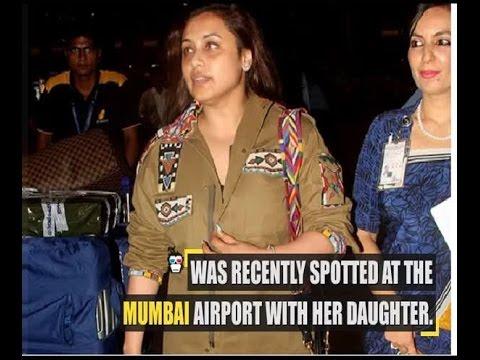 Xxx Mp4 OMG Rani Mukerji Creates A Scene At The Mumbai Airport 3gp Sex