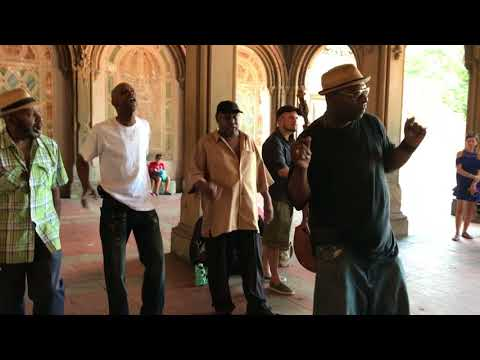 "must see ""Stand by Me"" Cover Story (Acapella Soul) Wonderful!New York Central Park"