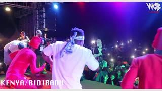 RAYVANNY - Live performance at Kenya Bidibadu (part 1)