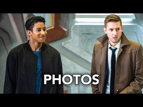 Xxx Mp4 DC S Legends Of Tomorrow 3x13 Promotional Photos No Country For Old Dads HD Wally West 3gp Sex