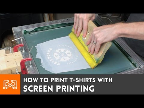 Xxx Mp4 Screen Print Your Own T Shirts How To 3gp Sex