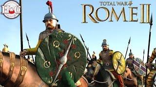 Use It Lose It Round 3 - Total War Rome 2 Online Battle Video 381