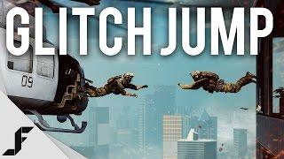 Glitch Jump - Battlefield 4
