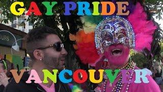 GAY PRIDE VANCOUVER 2016