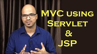 MVC using Servlet and JSP
