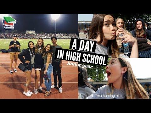 Xxx Mp4 A Day In High School Vlog Junior Year 3gp Sex