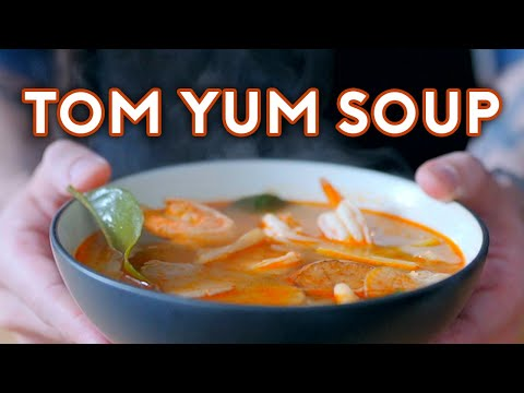 Binging with Babish Kumandra Soup from Raya and the Last Dragon