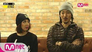 [Naked 4show] High-gag? Old gag? Hiphop legend Tiger JK tries jokes