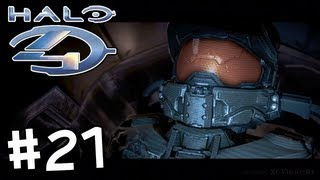 Halo 4 - Gameplay Walkthrough (Part 21) - Mission 8: Midnight (Rally Point - Alpha)