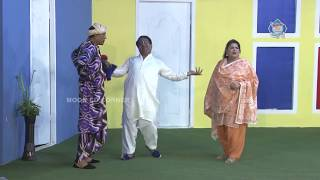 Naseem Vicky and Gulfaam New Pakistani Stage Drama Full Cpmedy Clip 2018