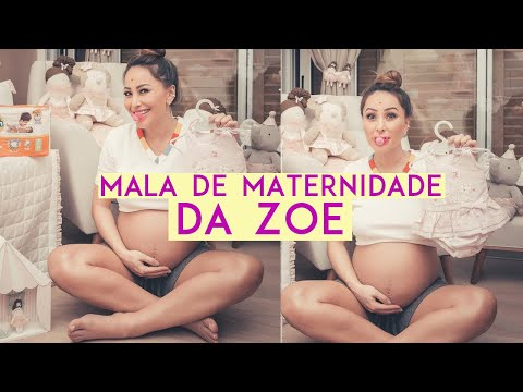 Xxx Mp4 MALA DE MATERNIDADE DA ZOE SABRINA SATO 3gp Sex