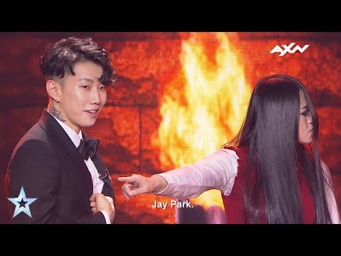 Download The Sacred Riana Spooked Jay Park - Results Show   Asia's Got Talent 2017 free