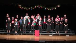 12 days of regiftedchristmas varsitychoir showoff 120316