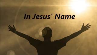 Darlene Zschech - In Jesus' Name (Lyrics)