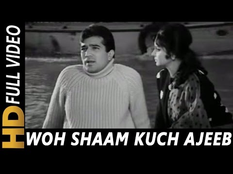 Xxx Mp4 Woh Shaam Kuch Ajeeb Thi Kishore Kumar Khamoshi 1969 Songs Waheeda Rehman Rajesh Khanna 3gp Sex