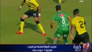 كورة كل يوم _ تحليل مباراة الشرقية ووادى دجلة الاسبوع السابع من الدوري