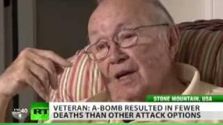 'I'd drop atomic bomb on Hiroshima again if needed' - Enola Gay last living member