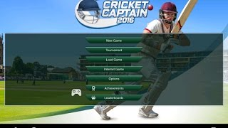 How to download Cricket Captain 2016 in android free