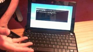 Asus Eee PC Netbook Restore That WORKS!!!!!