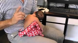 Chiropractor Cracks 4 Day Old Premature Newborn