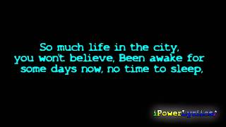 Chris Brown   Don't Wake Me Up Official Lyrics Video   HQ HD