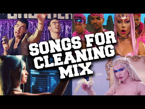 Cleaning Music 2020 Mix 🧹 Best Songs to Clean Your Room to 2020