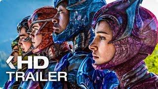 POWER RANGERS Trailer German Deutsch (2017)