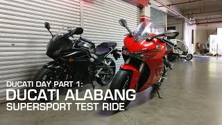 MotoVLOG%3A+Ducati+Day+Part+1%3A+Ducati+Alabang+Supersport+Test+Ride