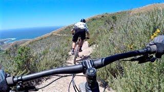 Finding that SLO flow   Mountain biking Montaña De Oro