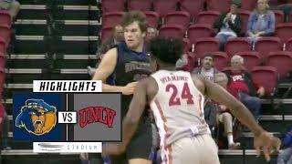 UC Riverside vs. UNLV Basketball Highlights (2018-19) | Stadium