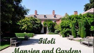 FILOLI: Mansion and Gardens