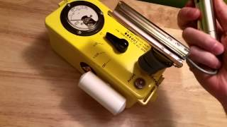 How to make a speaker for CDV-700 Geiger Counter