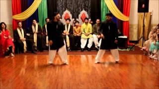 Desi Wedding Dance