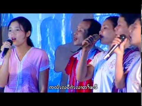 Karen Choir 8 Rev. Ba Tin