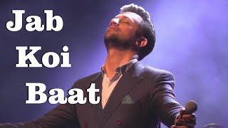 Jab Koi Baat - Atif Aslam live in the Netherlands 2017! [Old Song Rendition]