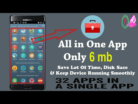 All In One Gestures.. Use All Apps In One Single Apps
