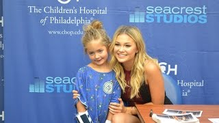 Olivia Holt Sings Her Song