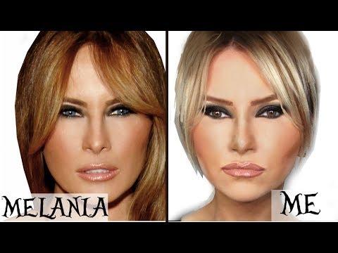 Xxx Mp4 Melania Trump Makeup Transformation 3gp Sex