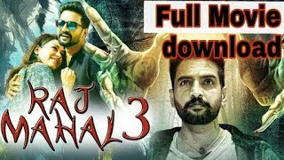 Raj Mahal 3 full movie in Hindi dubbed download full HD