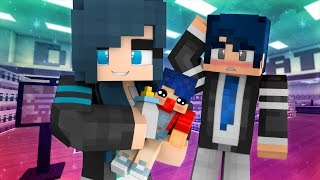 Yandere High School - FUNNEH HAS A BABY!? [S2: Ep.6 Minecraft Roleplay]
