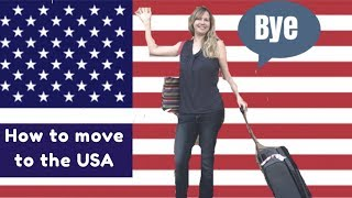 How really ANYONE  can move to the USA