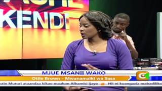 Mjue Msanii Wako: Otile Brown