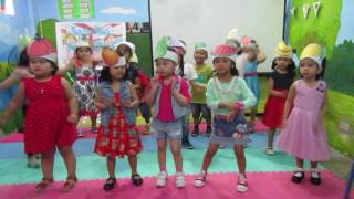 Kinder 1- THE GULAY SONG