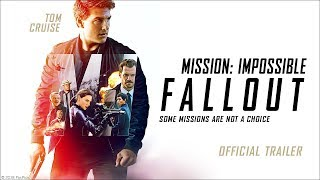 Mission Impossible - Fallout | Official International Trailer | Paramount Pictures International