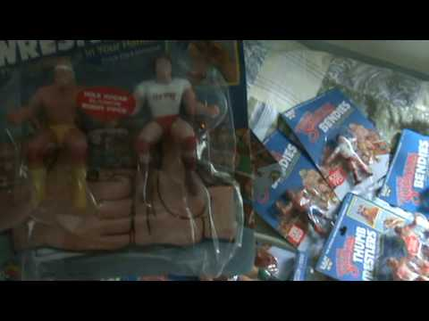LJN 1985 and 80 s vintage Wrestling figures Prices for sale