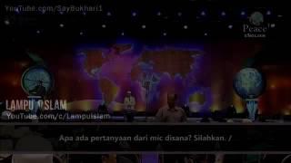 Pemuda Iran Bercerita Kenapa Dia Murtad dari Islam _ Dr. Zakir Naik