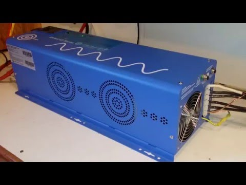 AIMS 6000 watt 220 Split Phase Inverter - Home Emergency Backup Power