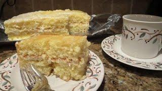 Extreme Pineapple Cake