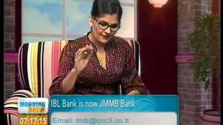 "JMMB Bank on ""The Morning Brew"" with Hema Ramkissoon"